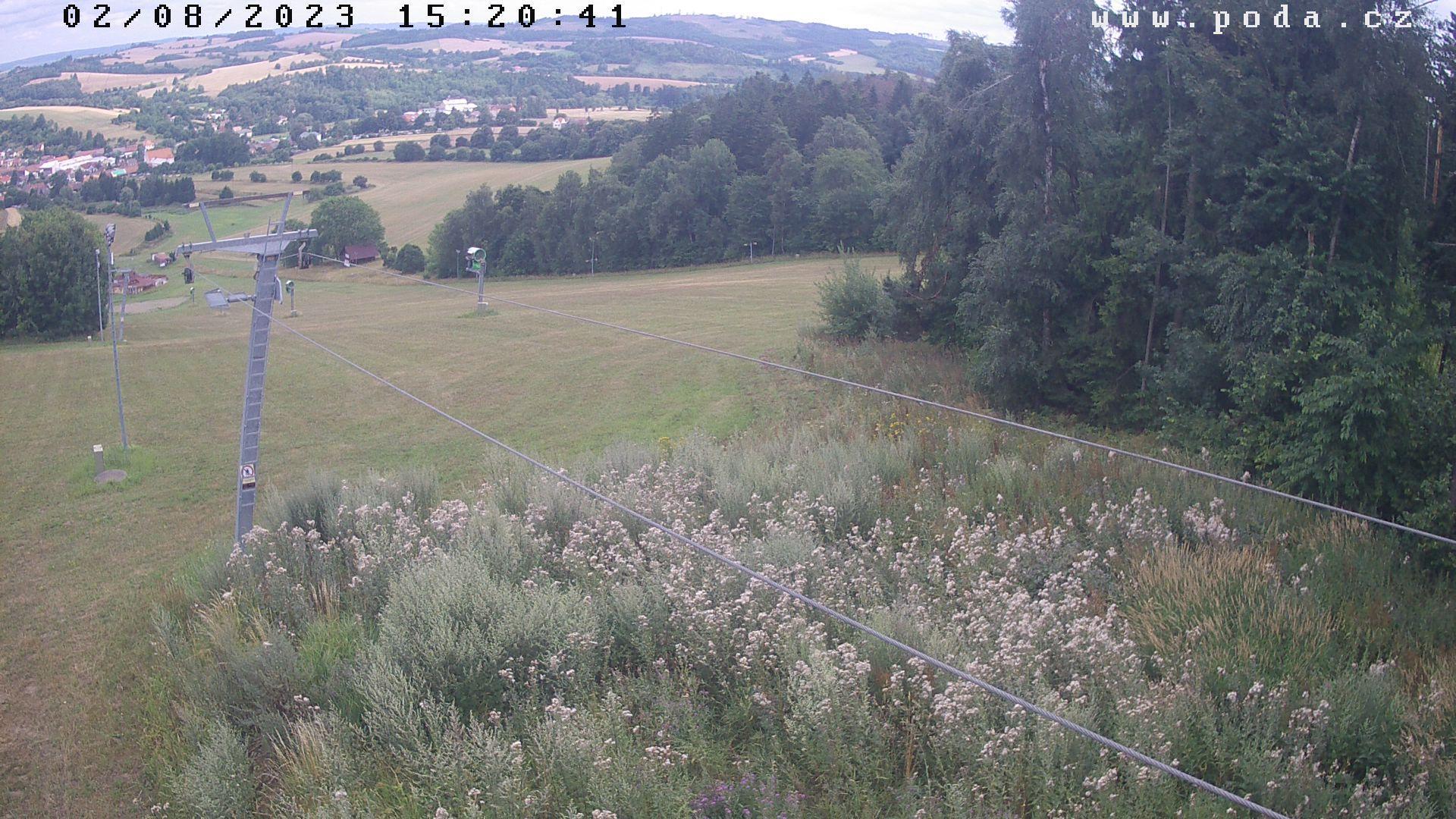Webkamera Olešnice II